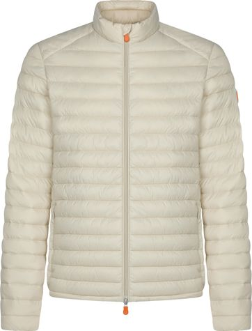 Save The Duck Jacket Giga Alexander Beige