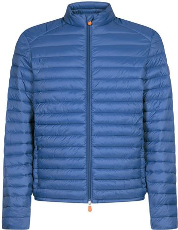 Save The Duck Jacket Giga Alexander Blue