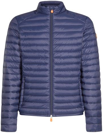 Save The Duck Jacket Giga Alexander Dark Blue