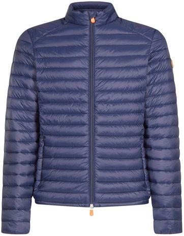 Save The Duck Jacket Giga Alexander Dark Blue