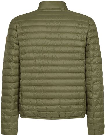 Save The Duck Jacket Giga Alexander Dark Green