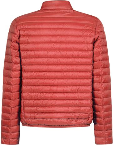 Save The Duck Jacket Giga Alexander Red