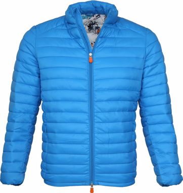 Save The Duck Jacket Giga Light Blue