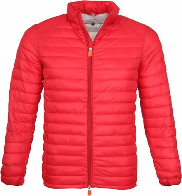 Save the Duck Jacket Giga Red