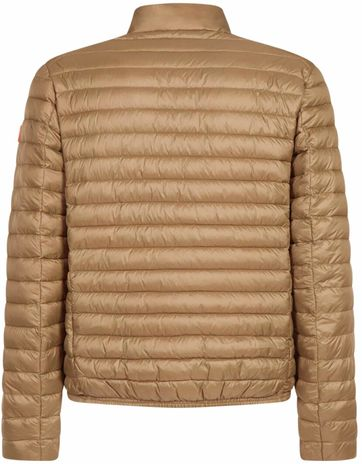 Save The Duck Jacket Giga X Brown