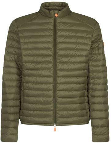 Save The Duck Jacket Giga X Olive