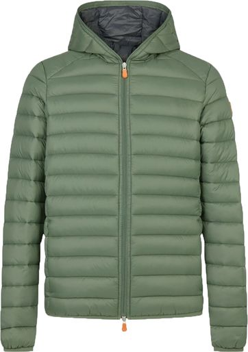 Save The Duck Jacket Gigay Darkgreen