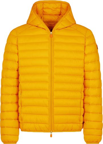 Save The Duck Jacket Gigay Yellow
