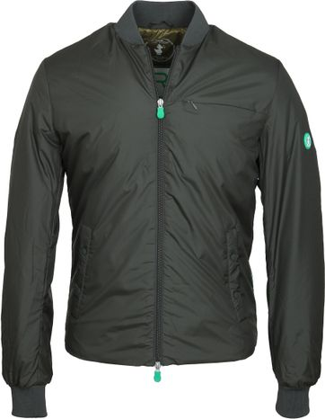 Save the Duck Jacket Recy6 Green