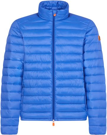 online store 34c85 46b89 Save The Duck Jacket Twilight Blue