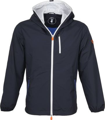 Save The Duck Maty Jas Hooded Navy