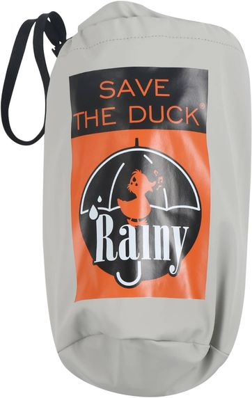 Detail Save the Duck Rain4 Jas  Grijs