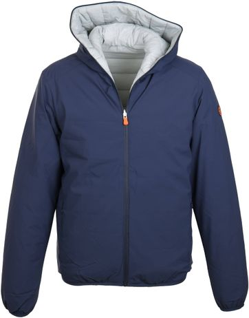 Save the Duck Reversible Jacket Matt5