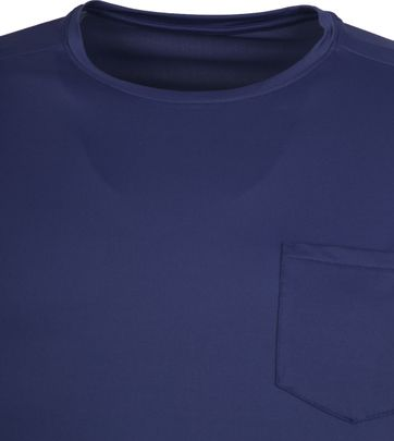 Save The Duck T-shirt Marine Stretch