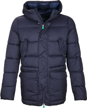 Save the Duck Warm Jacket Navy