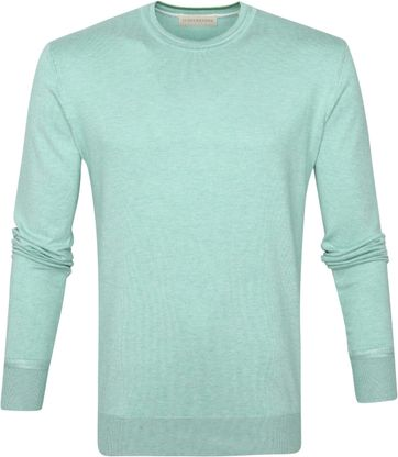Scotch and Soda EcoVero Pullover Green