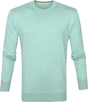 Scotch and Soda EcoVero Pullover Groen
