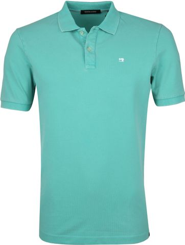 Scotch and Soda Polo Emerald