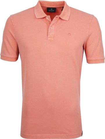 Scotch and Soda Polo Shirt Pink Smoke