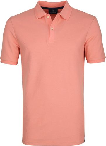 Scotch and Soda Polo Shirt Smoke Pink