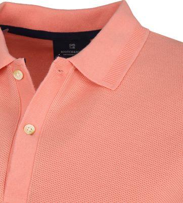 Scotch and Soda Polo Shirt Smoke Pink