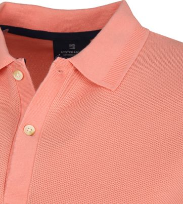 Scotch and Soda Polo Smoke Roze