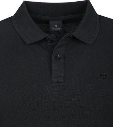 Scotch and Soda Poloshirt Black