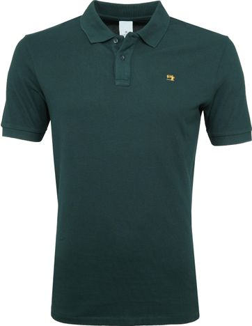 Scotch and Soda Poloshirt Dark Green