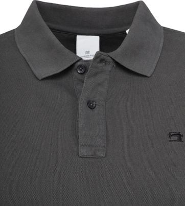 Scotch and Soda Poloshirt Dunkelgrau