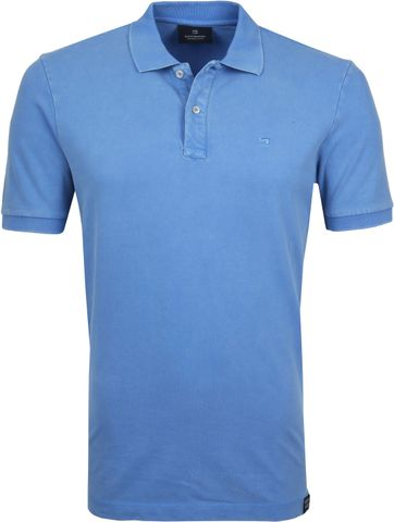 Scotch and Soda Poloshirt Infinite Blau