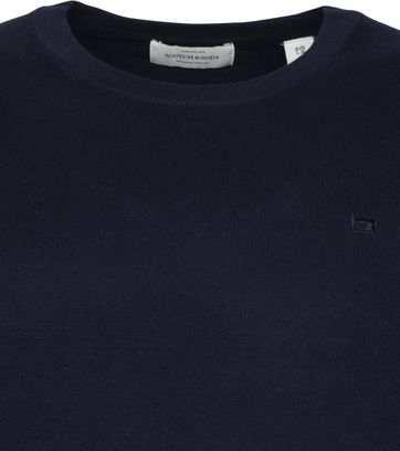 Scotch and Soda Pullover Donkerblauw