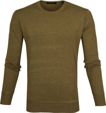Scotch and Soda Pullover Dunkelgrün