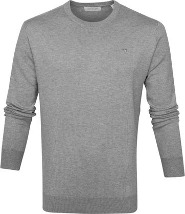 Scotch and Soda Pullover Grey Melange