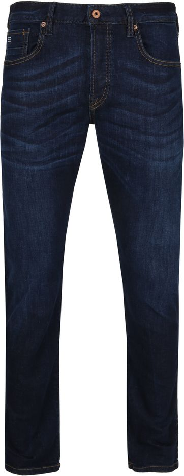 Scotch and Soda Ralston Jeans Donkerblauw