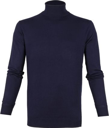 Scotch and Soda Rollkragenpullover Navy