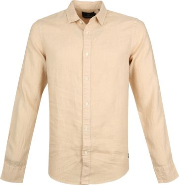 Scotch and Soda Shirt Beige