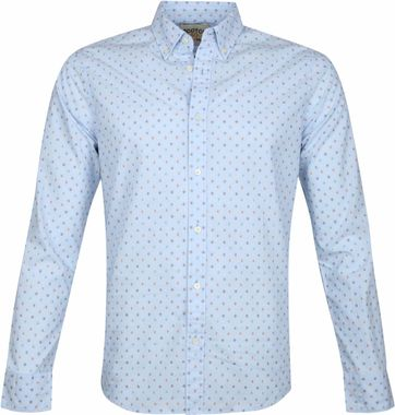 Scotch and Soda Shirt Light Blue