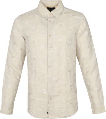 Scotch and Soda Shirt Seashells Beige