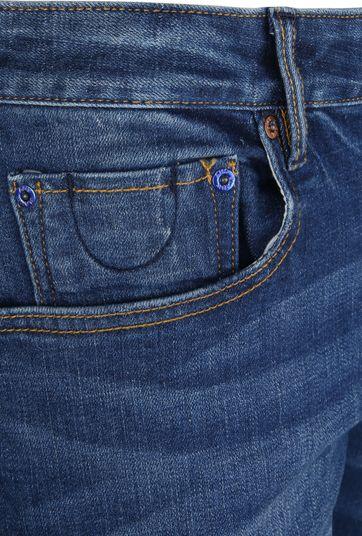 Scotch and Soda Skim Jeans Blau