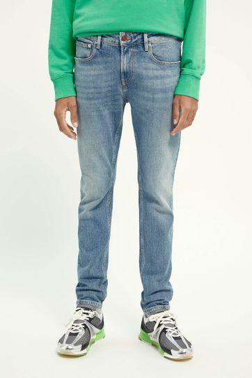 Scotch and Soda Skim Jeans Born Again Blue