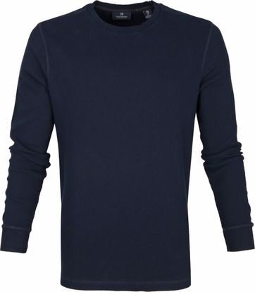 Scotch and Soda Sweater Dark Blue