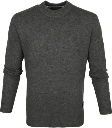 Scotch and Soda Sweater Donkergrijs