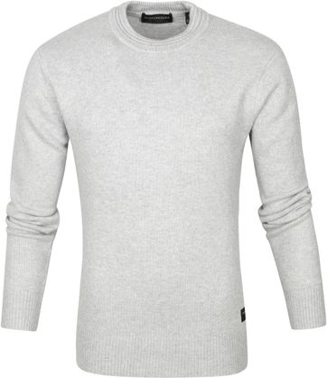 Scotch and Soda Sweater Lichtgrijs