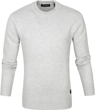 Scotch and Soda Sweater Light Grey