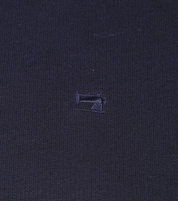 Scotch and Soda Sweater Navy - Blauw maat L
