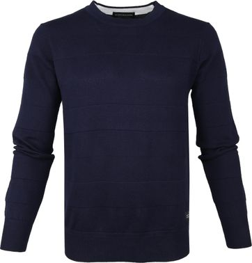 Scotch and Soda Sweater Night Dunkelblau