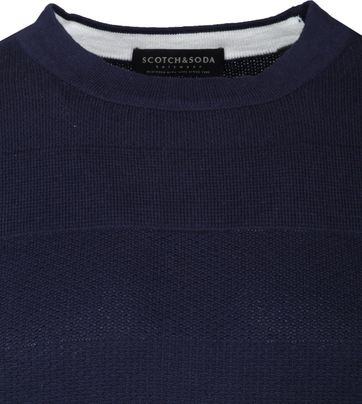 Scotch and Soda Sweater Night Navy