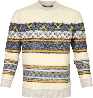 Scotch and Soda Sweater Vintage Beige