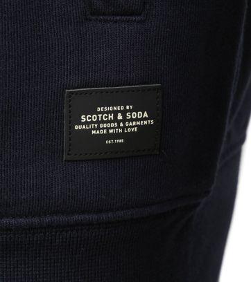 Scotch and Soda Vest Blauw