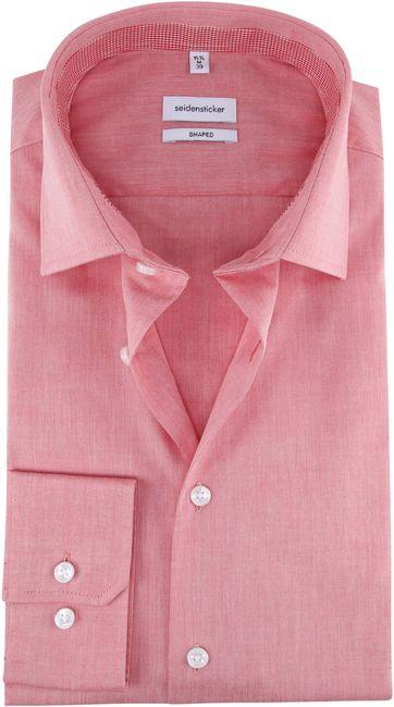 Seidensticker Hemd Shaped Rot